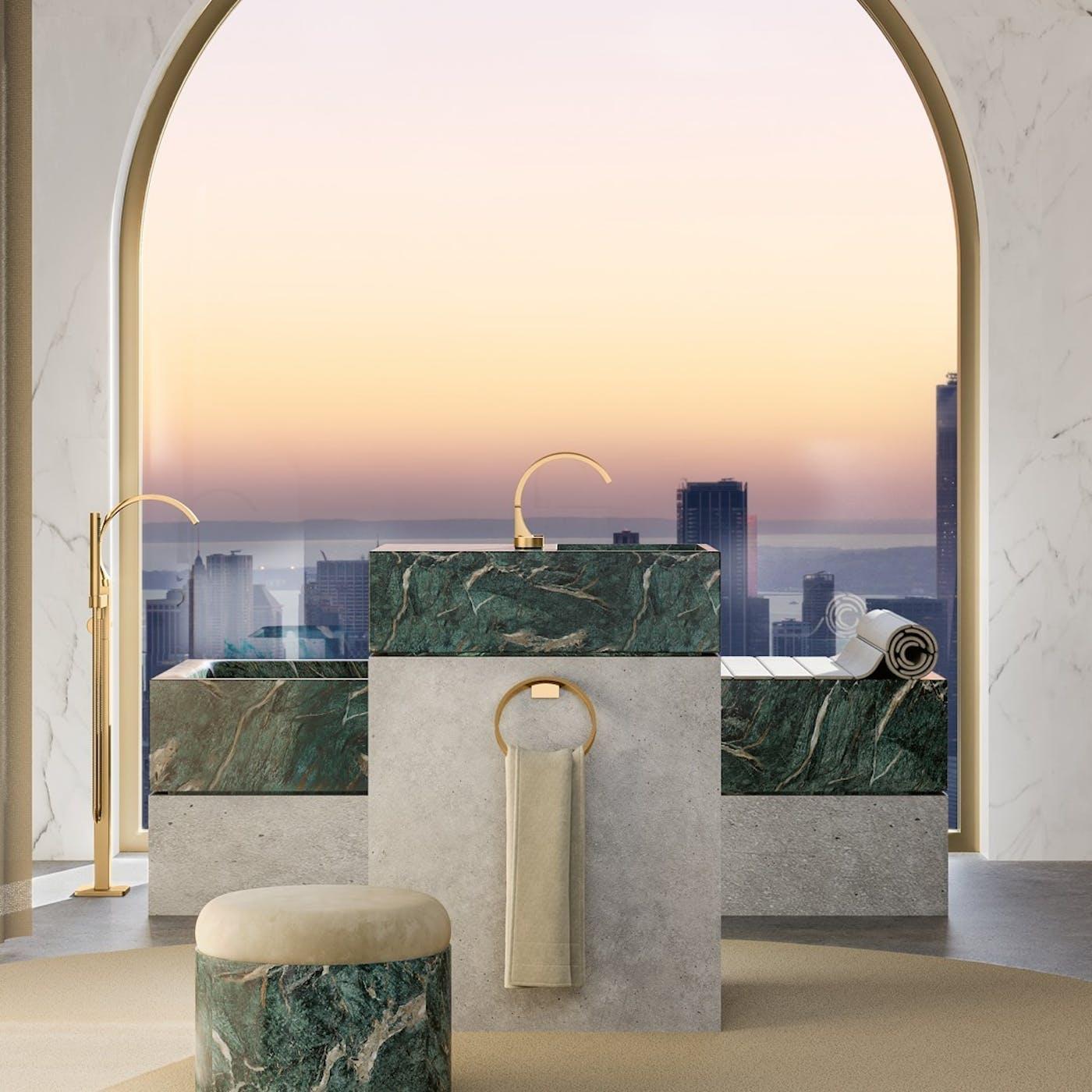 CYO bath whole view