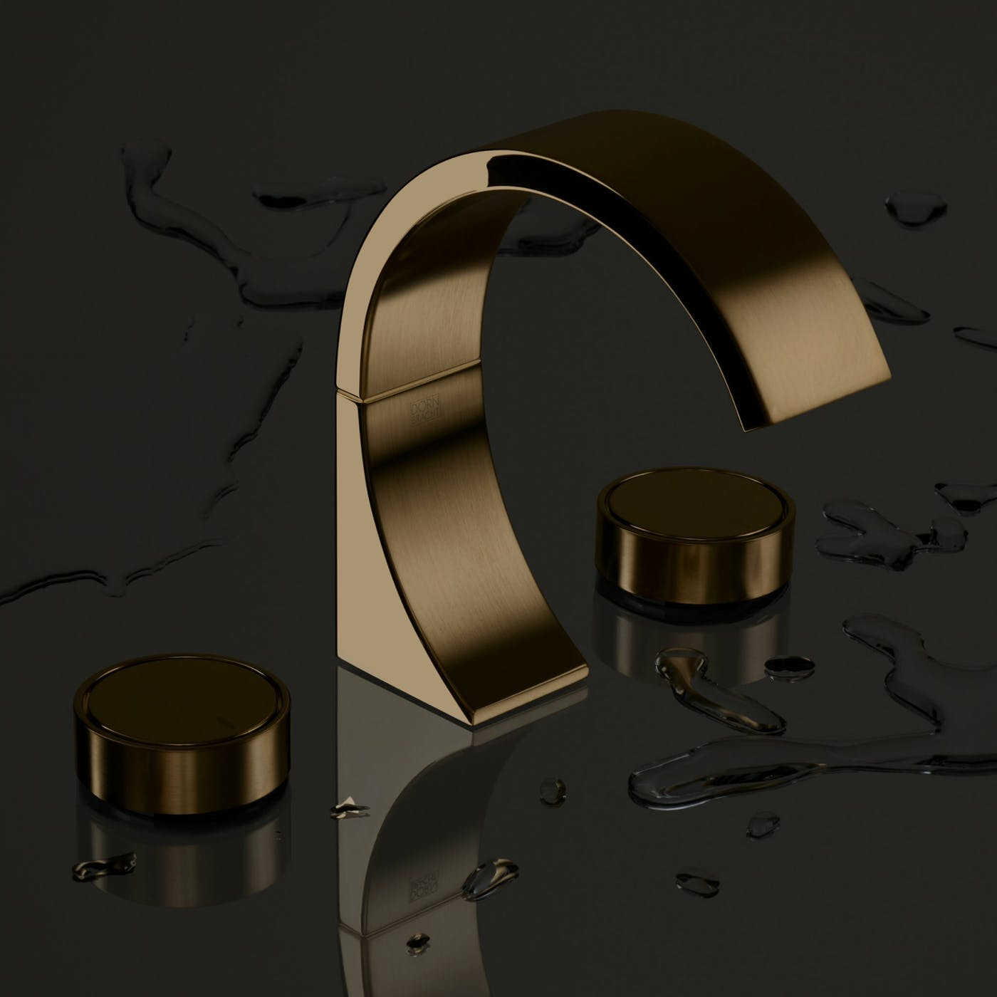 CYO dark and gold