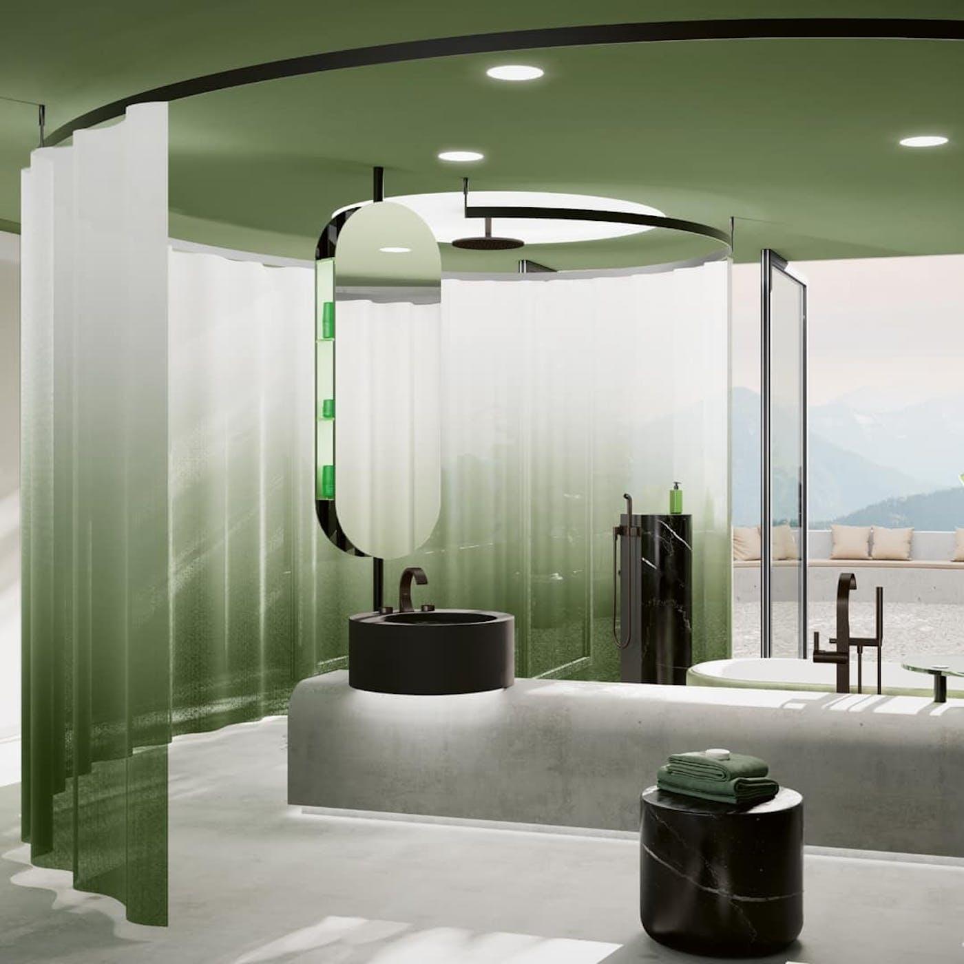 CYO green room