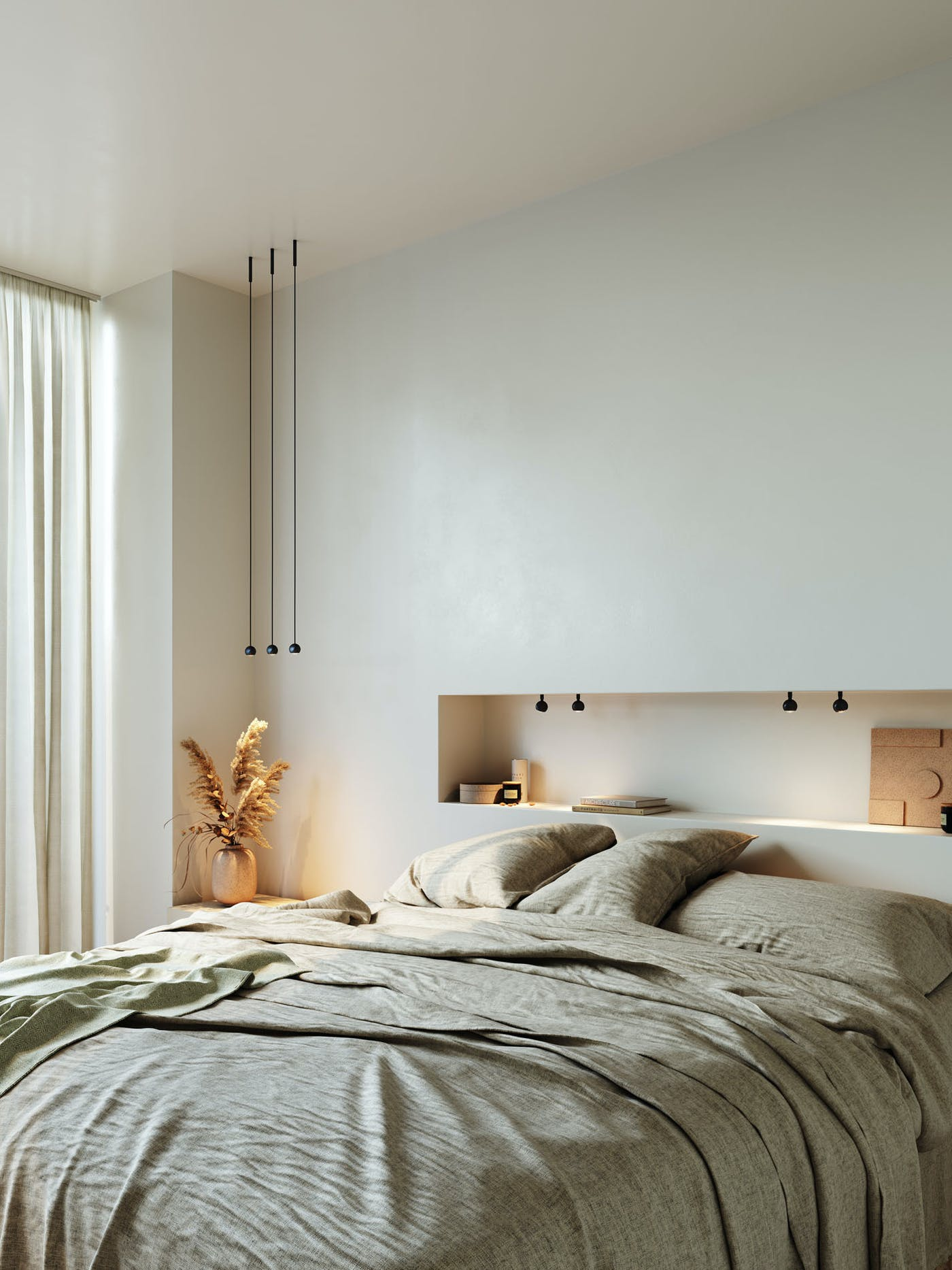 DE BERLIN PRIVATE RESIDENCE MODUPOINT RECESSED MARBULITO