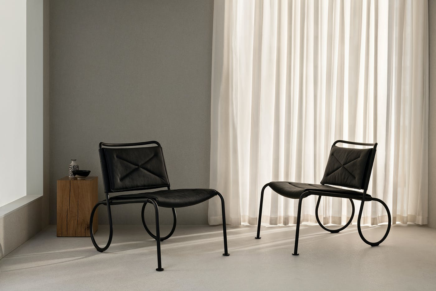 Lammhults Corso easychair Peter Andersson