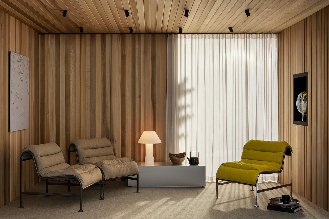 Lammhults Sunny easychair Gunilla Allard Note Design Studio