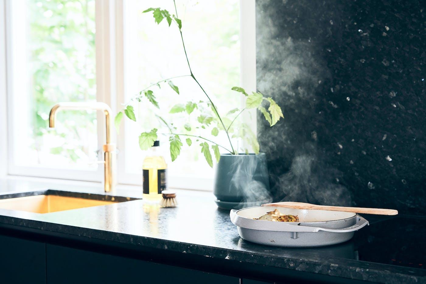 Lundhs Emerald heat resistant