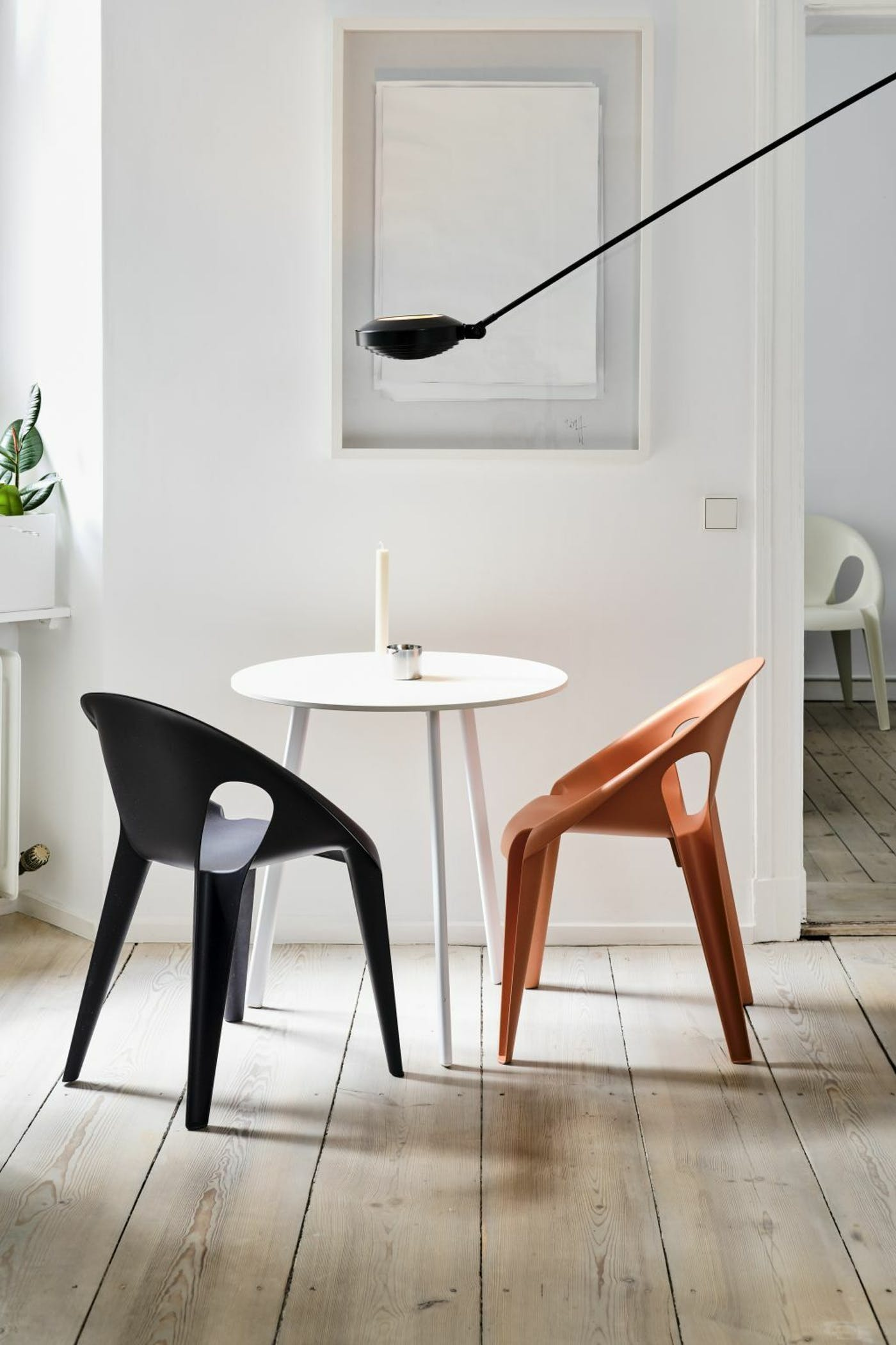 Magis Bell Chair ambient multi group 02 lr