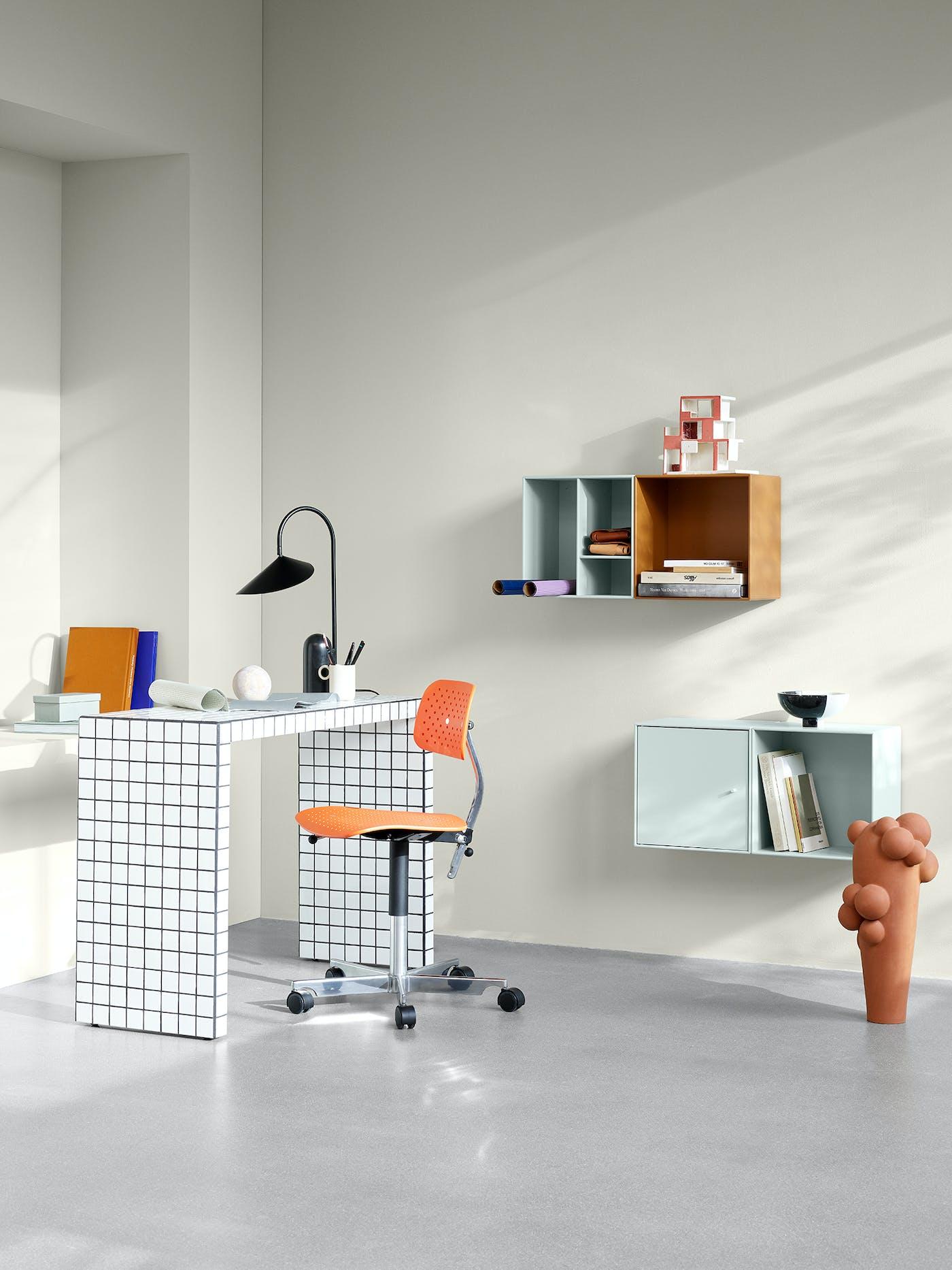 Montana Mini SM03 Home Office Mist Amber H Rgb Low