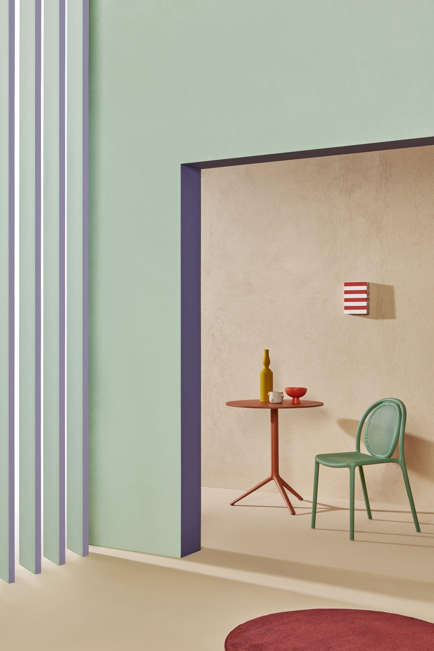 Pedrali Remind Chair Eugeni Quitllet art direction Studio FM photo Andrea Garuti