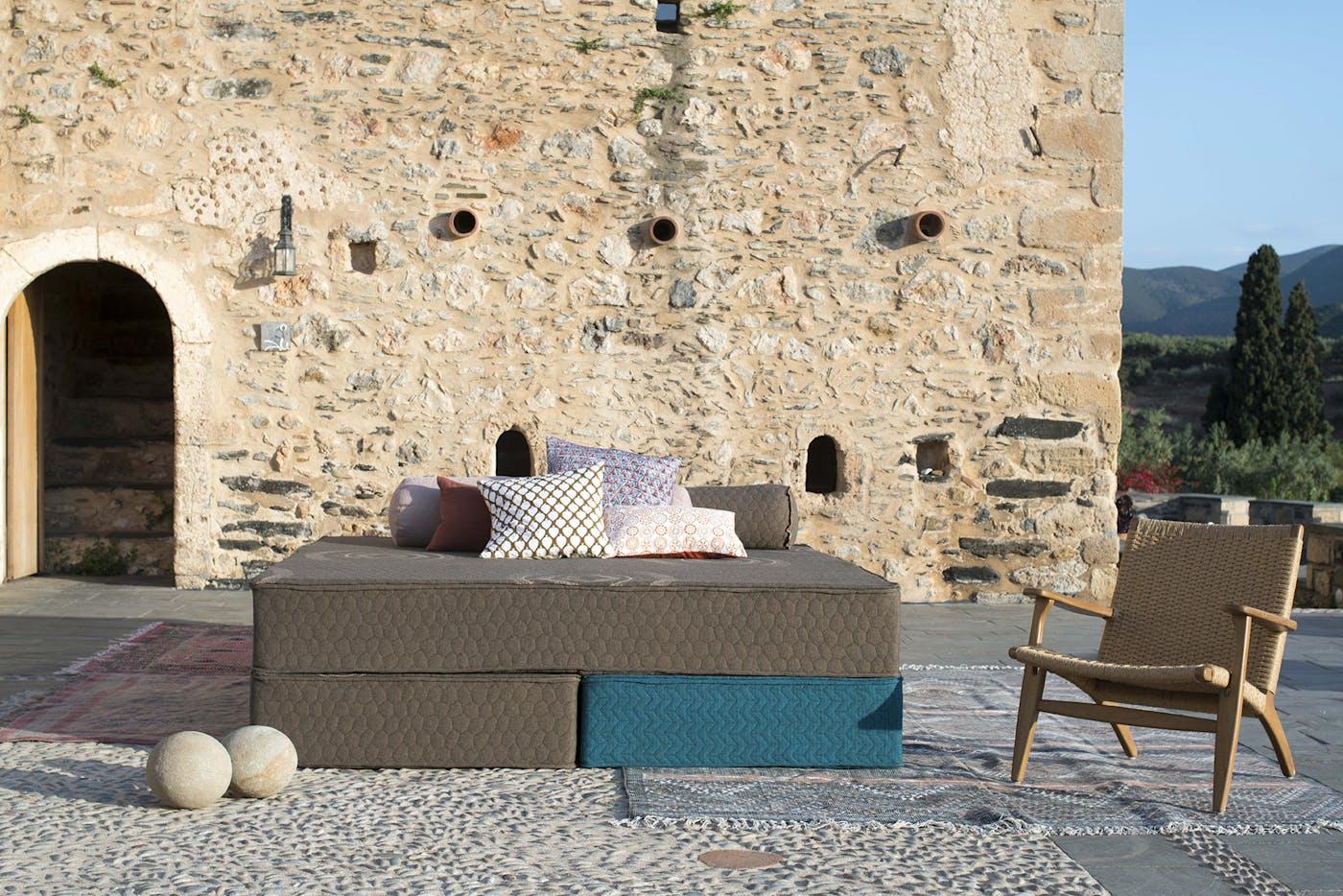 Proteas mattress Kinsterna photoshoot