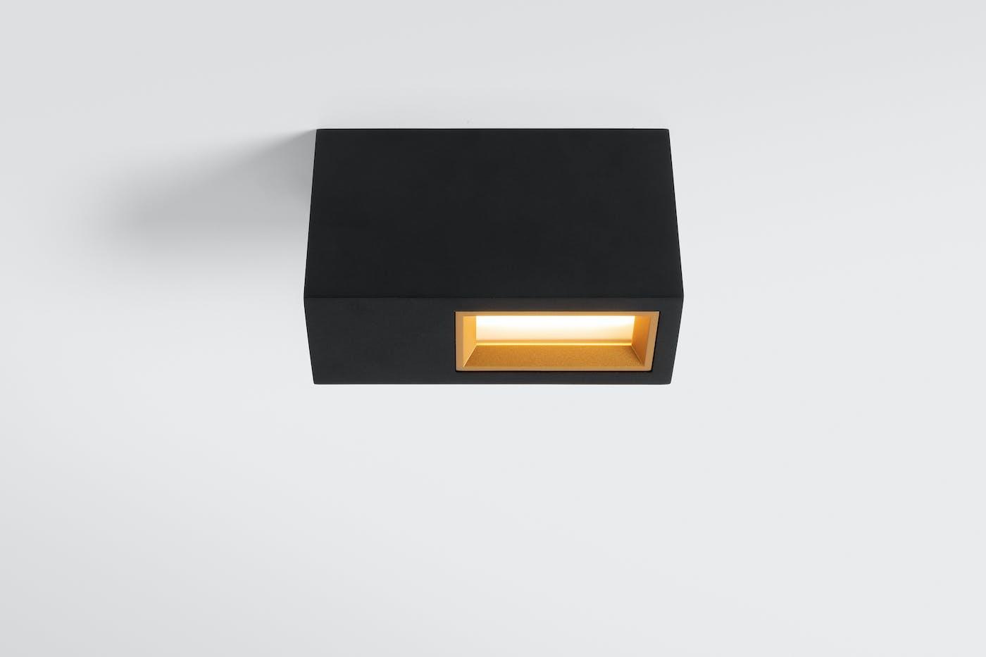 QBINI SURFACE BOX GI 2 X BLSTR QBINI GENERAL GOLD 02