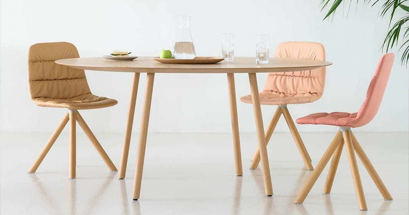 Viccarbe Maarten 160 table