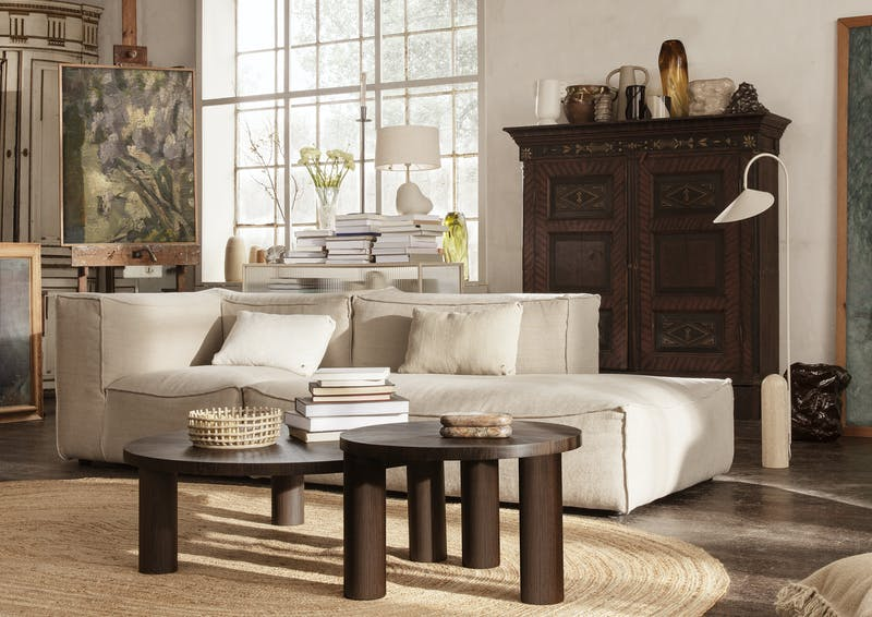 Ferm LIVING Post Coffee Table Small Large image