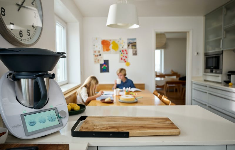 Int thermomix TM6 in use 6539466 medium