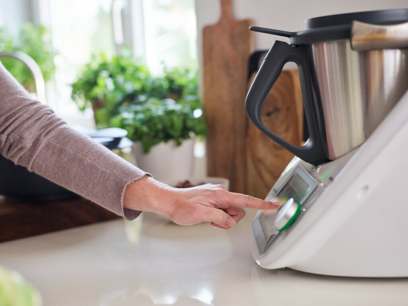 Int thermomix TM6 in use 6539475 small